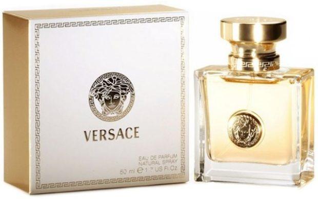 модные женские ароматы 2018: цитрусовые духи Versace