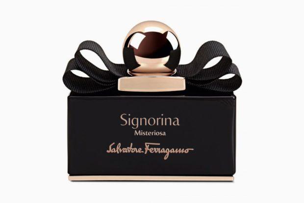 модные женские ароматы 2019-2020: Salvatore Ferragamo Signorina Misteriosa