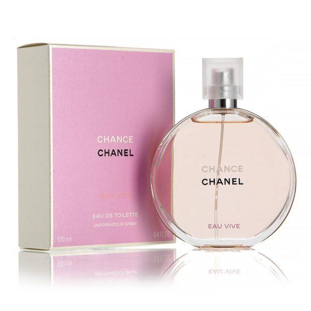 модные ароматы весна 2018: духи фруктовые Chanel