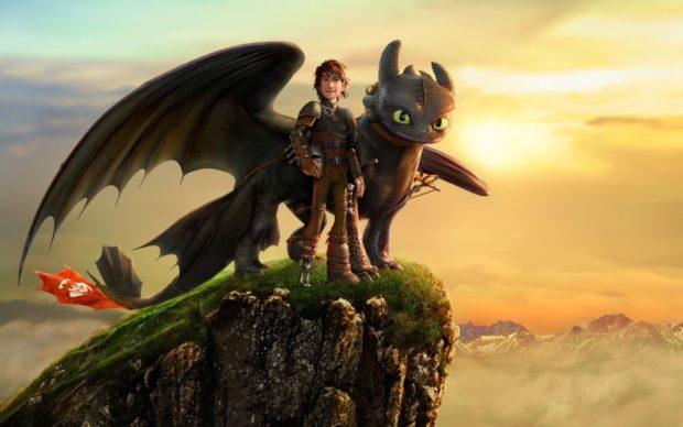 Как приручить дракона 3 2018