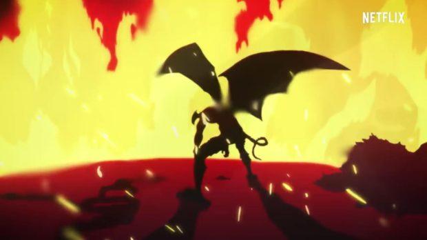 Человек-дьявол: Плач (Devilman: crybaby)