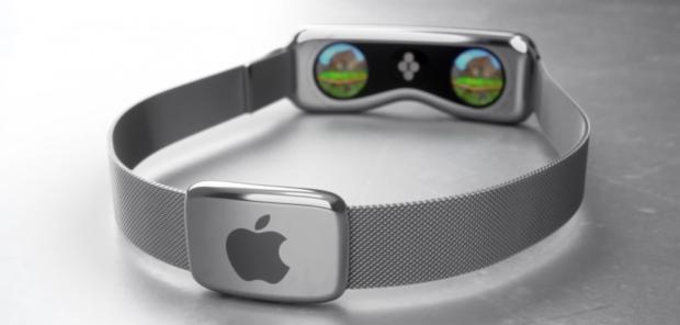 VR-очки от Apple 2018