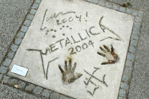 Новый альбом Metallica 2018