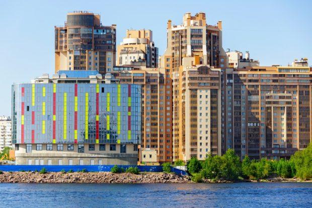 Новый генплан Санкт-Петербурга на 2018 год