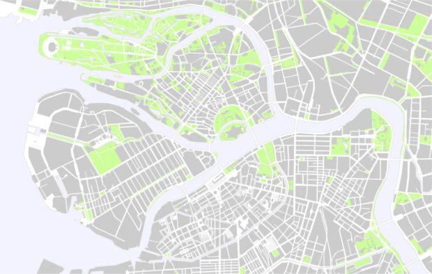 «Дорожные» планы Петербурга 2018