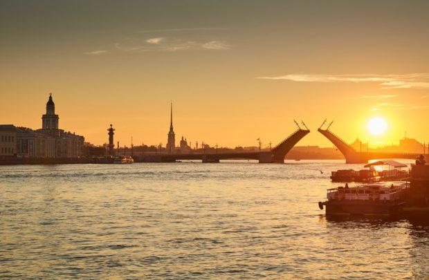 Санкт-Петербург 2018 год