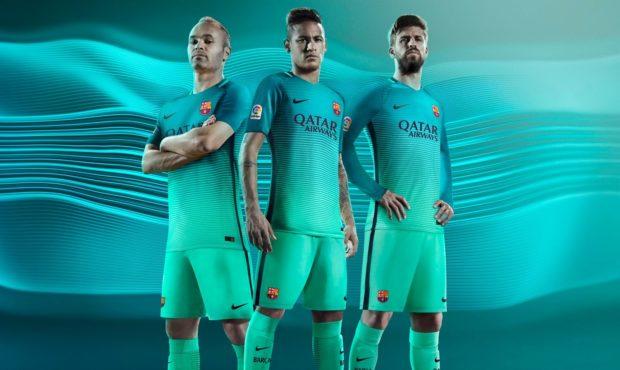 новая футбольная форма сезона