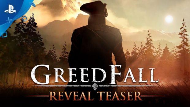 GreedFall 2018