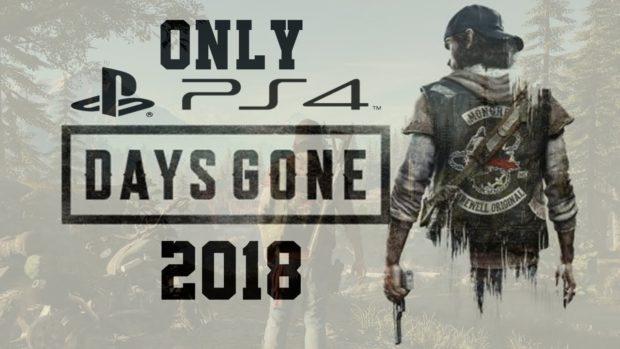 Days Gone 2018