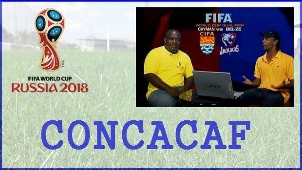 КОНКАКАФ отборочный турнир