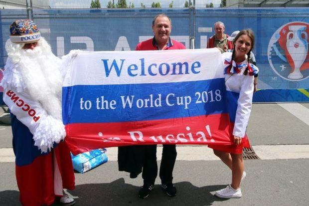 чемпионат по футболу в России