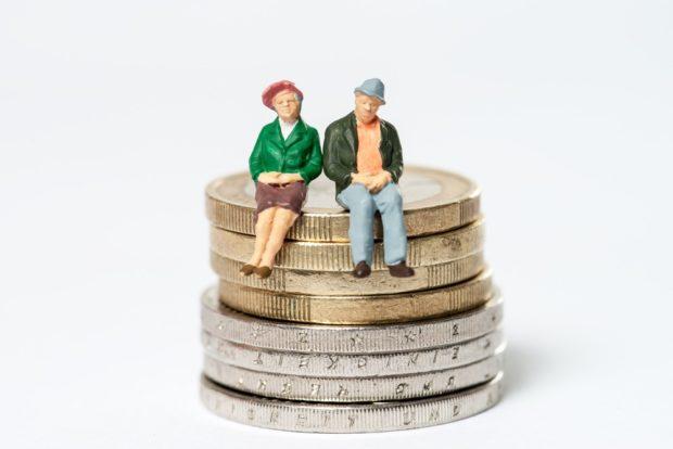 Пенсионеры 2018