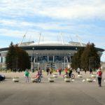 Стадион Санкт Петербург