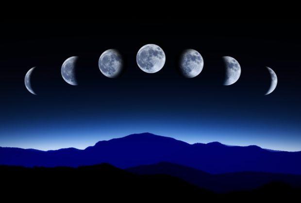 Посевы и фазы Луны