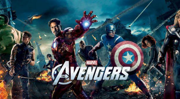 Мстители 3. Часть 1 (Avengers: Infinity War)