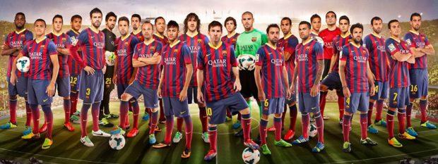 состав ФК Барселона в новом сезоне