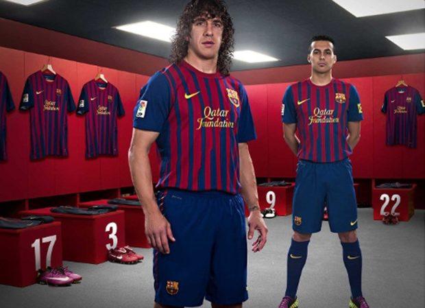 состав команды Барселона