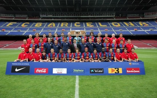 кто сыграет в ФК Барселона