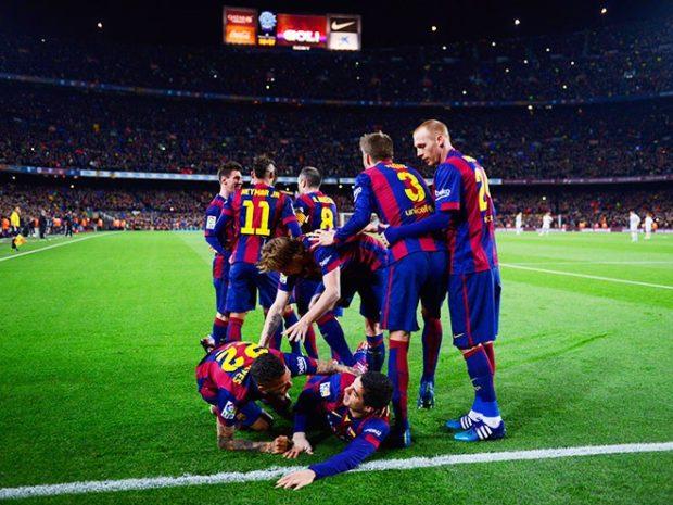 состав ФК Барселона 2017-2018