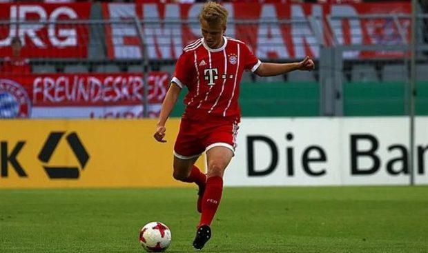 ФК Бавария кто сыграет