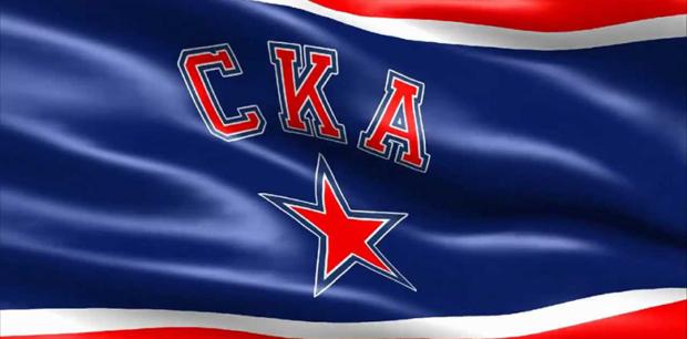 хоккейная команда СКА