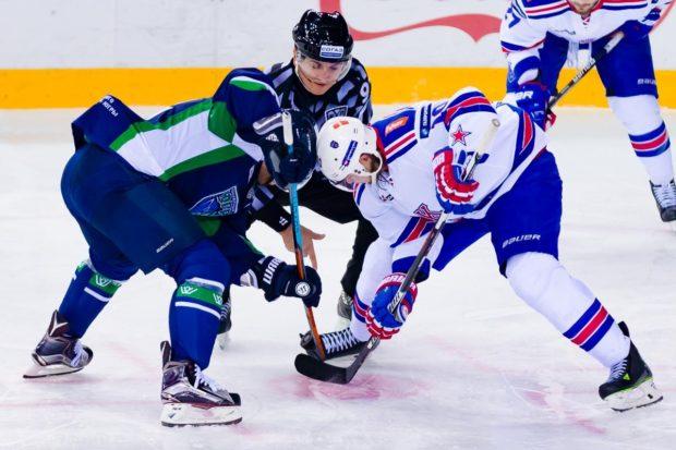 команда по хоккею СКА
