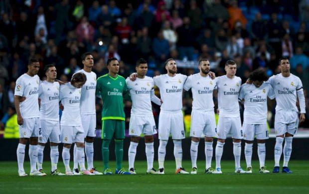 состав ФК Реал Мадрид
