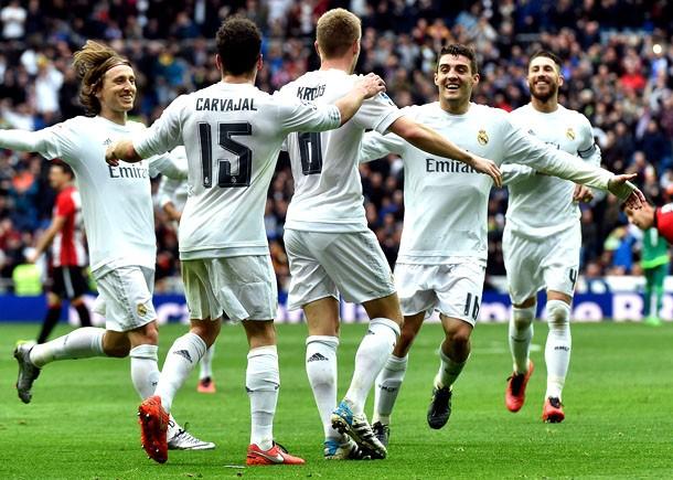 состав Реал Мадрид в новом сезоне