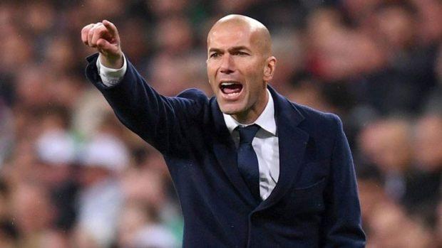 Реал Мадрид тренер