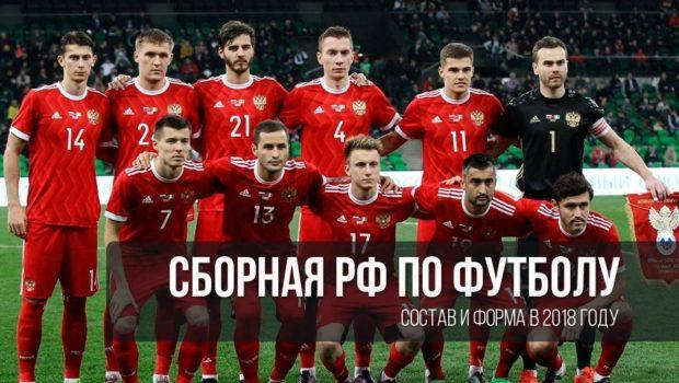 состав российской сборной