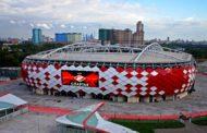 Стадионы к Чемпионату мира по футболу 2018 года в России
