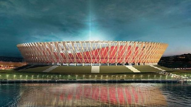 стадион Победа Волгоград