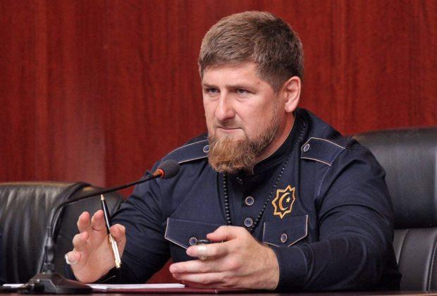 Рамзан Кадыров 2018