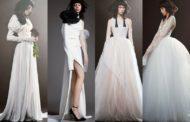 Коллекция свадебных платьев Vera Wang Spring/Summer 2018 года