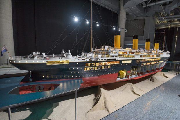 Туры к затонувшему Титанику 2018