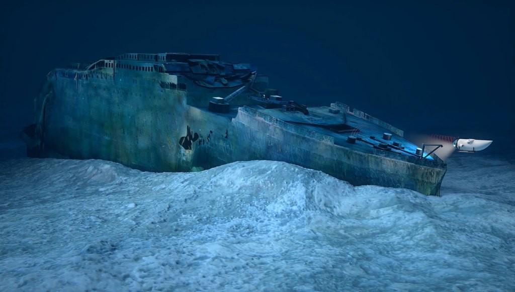 Туры к Титанику в 2018 году: цена экскурсии, описание погружения