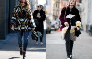 Уличная мода 2018 года: сезона весна, лето, осень, зима. Модные образы.