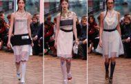 Весенняя коллекция женской одежды Prada 2018 года