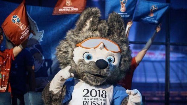 волк забивака символ чемпионата по футболу