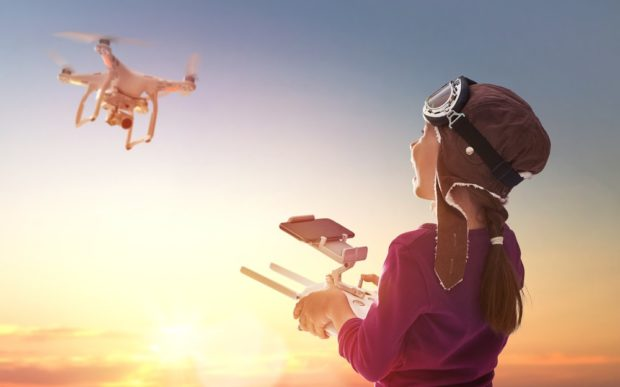 Воздушные беспилотники 2019