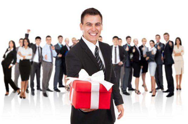 Подарки для деловых партнеров
