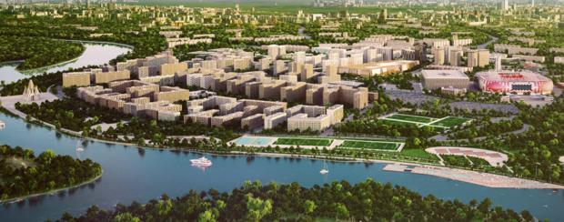 Смотри! Город на реке Тушино 2018: фото, планировки, цены, описание