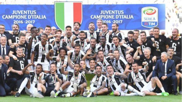 чемпионат Италии 2017-2018