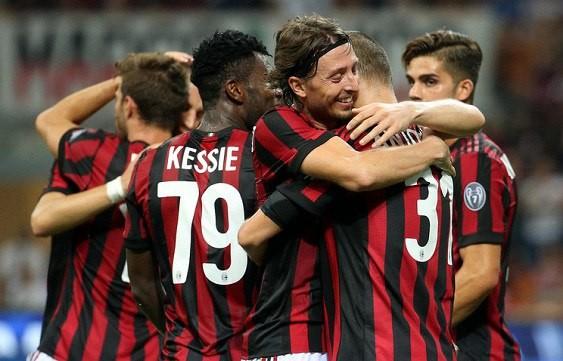 ФК Милан в серии А