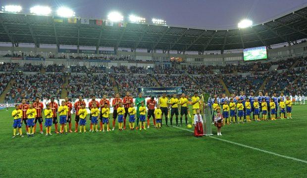 регламент чемпионата Украины
