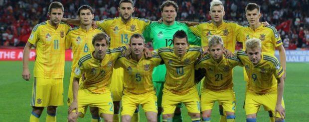 футбольный чемпионат Украины