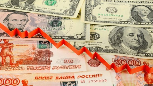 Рубль в 2018 году