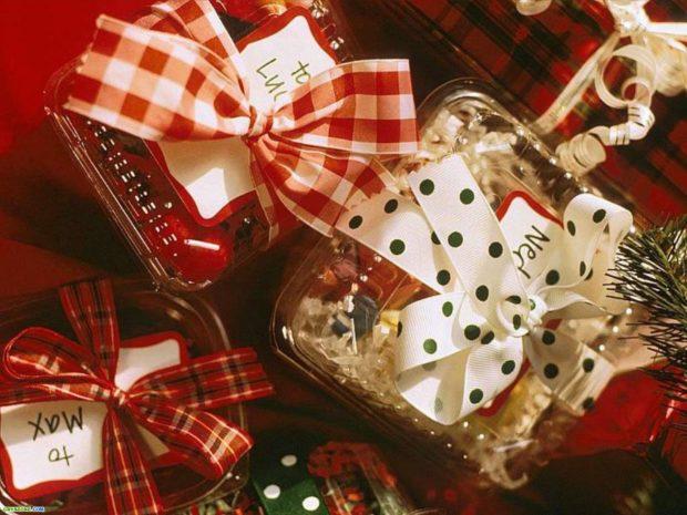 Подарки корпоративным клиентам на Новый год 2018