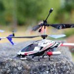Вертолет на Новый год 2018