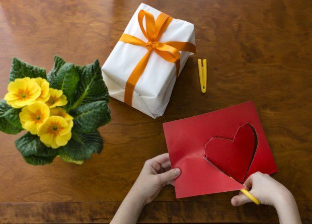Подарок маме на Новый год 2018